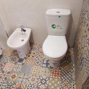 ahorro en reformas baño