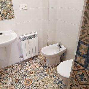 espacios en reformas baño