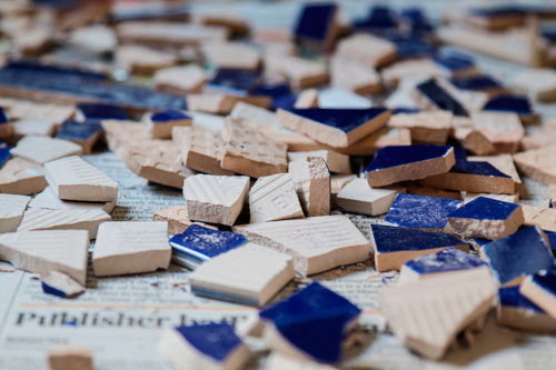Reparar azulejos