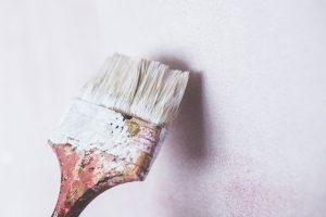 brocha de pintura