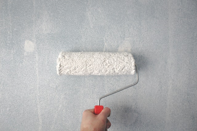 rodillo de pintura