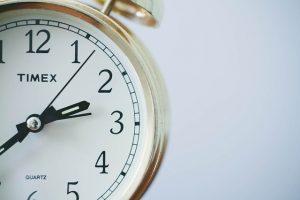 Cumplir horario de obras